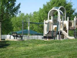 Lake Hogan Farms playground