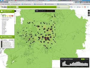 Neighborhood Safety - Chapel Hill Neighborhoods on seattle crime map, google crime map, local crime map,
