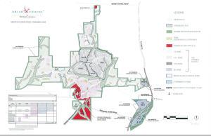 master plan Briar Chapel