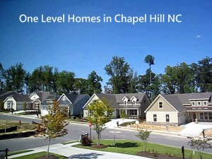 One level living in Briar Chapel