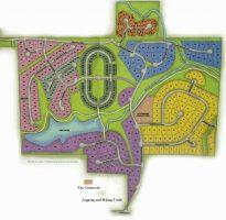 map of neighborhood