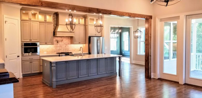 Homes by Dickerson kitchen
