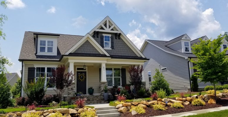 Homes by Dickerson one level home