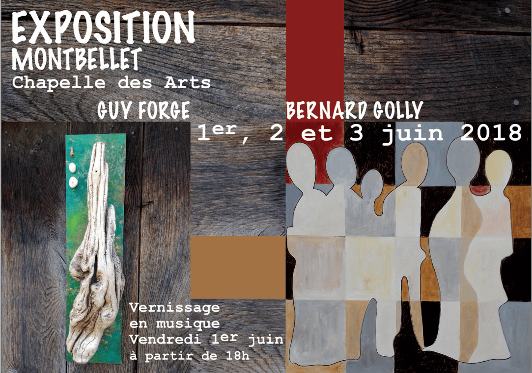 Vernissage – Chapelle des Arts