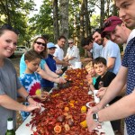 C'YA Crawfish Boil 2018