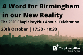 ChaplaincyPlus Annual Celebration 2020