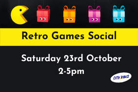 Retro Games Social