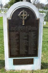 Arlington-Chaplains-Hill-Chaplains-WW1-WW2