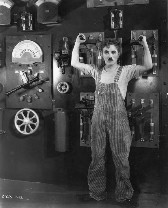 The Chaplin Factory