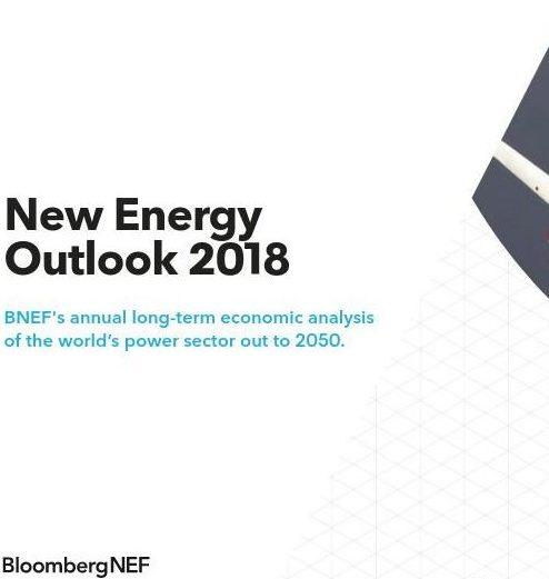 July 2018: New Energy Outlook Launch in Tokyo
