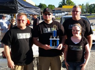 1st place - Breaking Barbecue.