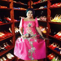 Imelda and her shoes
