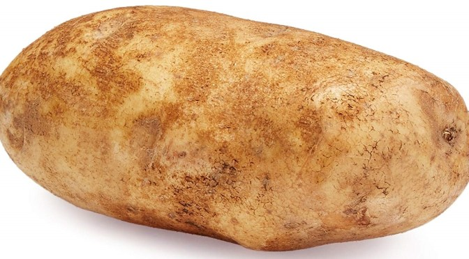 The Great California Potato Super Bowl