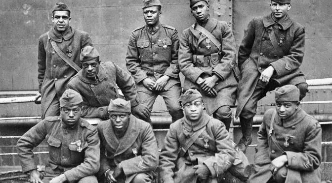 African Americans in World War One