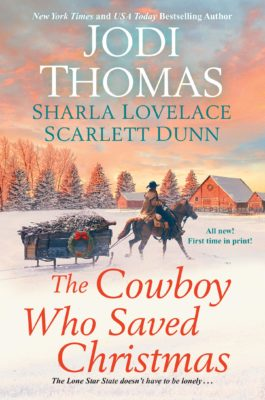The Cowboy Who Saved Christmas Cover