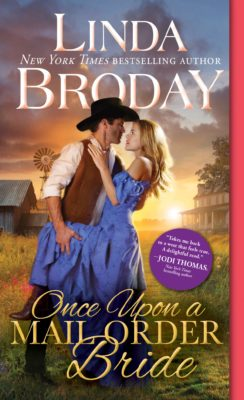 Once Upon a Mail Order Bride Cover
