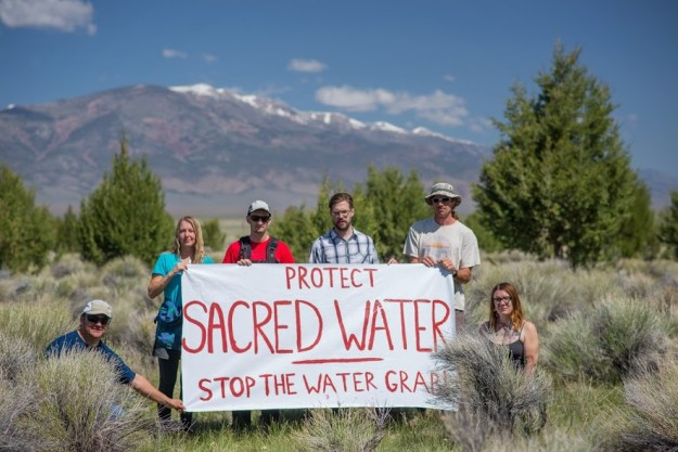 Sacred Water Tour, 2014