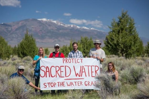 Sacred Water Tour, 2014