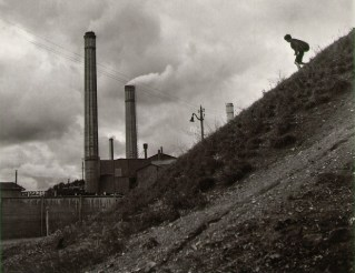 Robert Doisneau, Down to the Factory, 1946