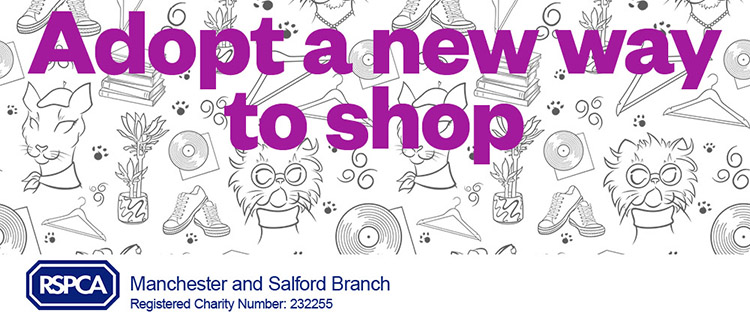 Adopt a new way to shop: Chapter Six - Online Charity Shop