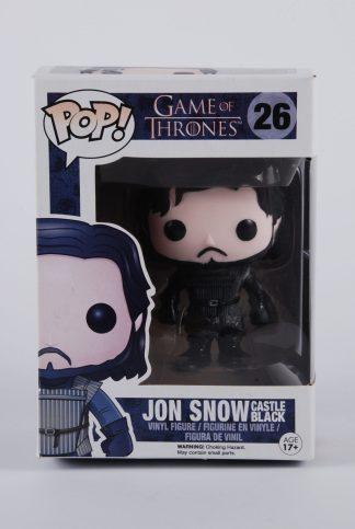 Funko Pop Jon Snow - Front - Game of Thrones