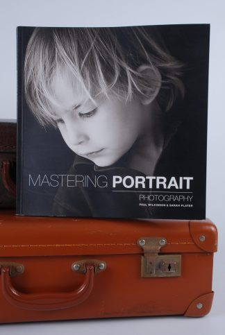 Mastering Portrait Photography - Front Cover - Book