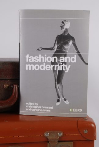 Fashion & Modernity - Front Cover - Book