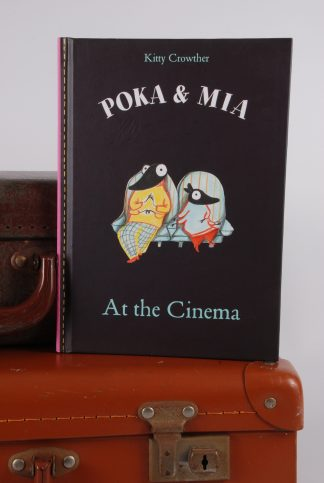 Poka & Mia - Front Cover - Book