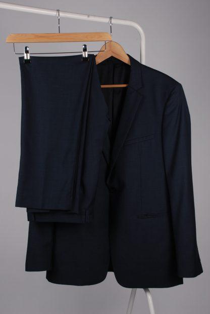 Reiss Blue 2 Piece Suit - Size 44 - Suit
