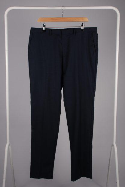 Reiss Blue 2 Piece Suit - Size 44 - Trousers