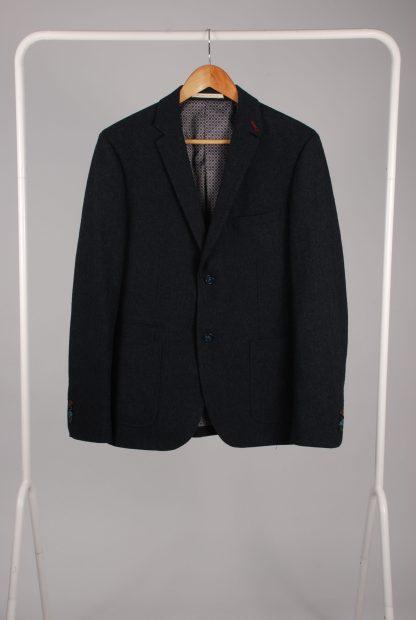 Racing Green 3 Piece Suit - Size 40 - Jacket