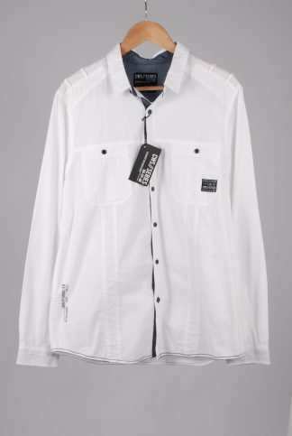 Primark CWS//Series White Shirt - Size L - Front