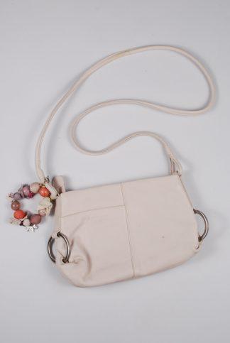 Radley Cream Cross Body Bag - Front
