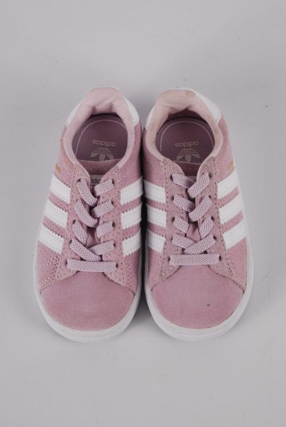 Adidas Ortholite Pink Trainers - Size 5 - Top