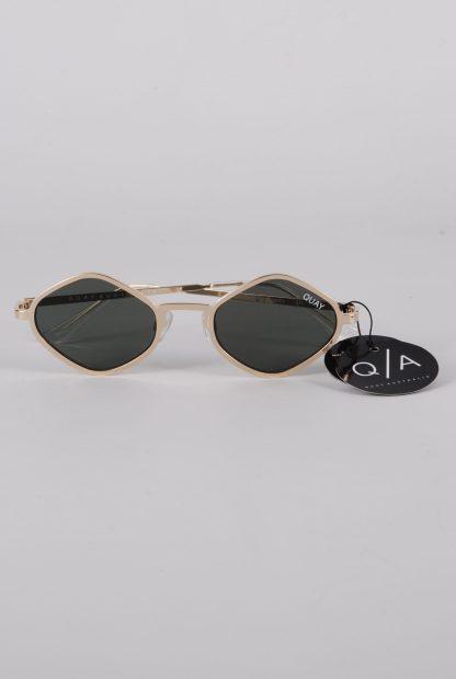 Quay Australia x Kylie Jenner Purple Honey Sunglasses - Front