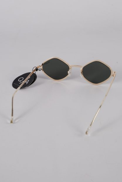 Quay Australia x Kylie Jenner Purple Honey Sunglasses - Back