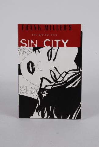 Frank Miller's Sin City - Volume 3: The Big Fat Kill - Front