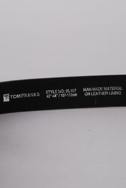 Tom Franks Black Belt - Inside