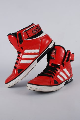 Adidas High Top Trainer Boots - Size 9 - Inside