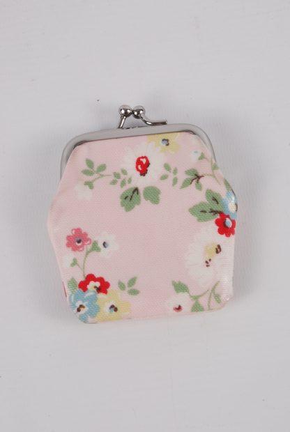 Cath Kidston Floral Mini Clasp Purse - Front