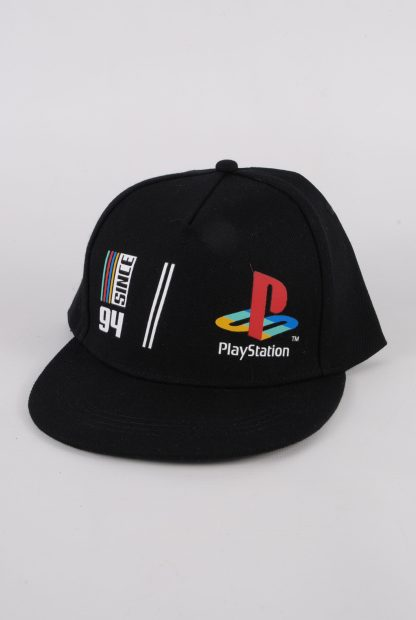 PlayStation Since '94 Officially Licensed Snapback - Front