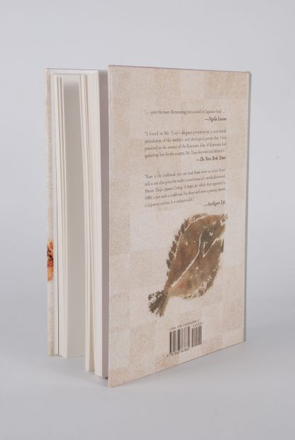 Japanese Cooking - A Simple Art - 25th Anniversary Edition - Back