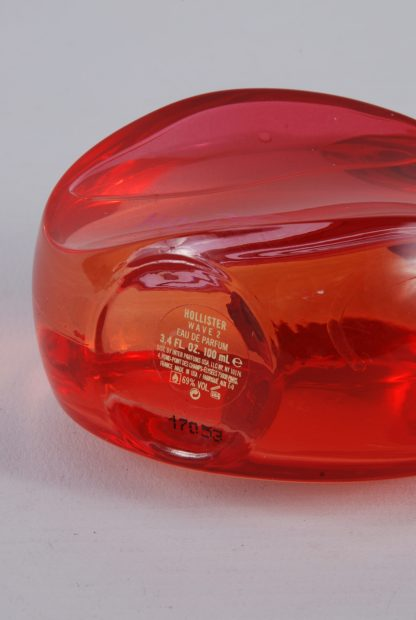Hollister Wave 2 Perfume - 100ml - Bottom Detail