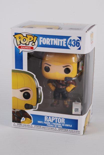 Funko Pop! Fortnite Raptor - Front