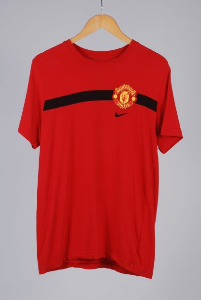Nike Slim Fit Manchester United Tee - Size L - Front