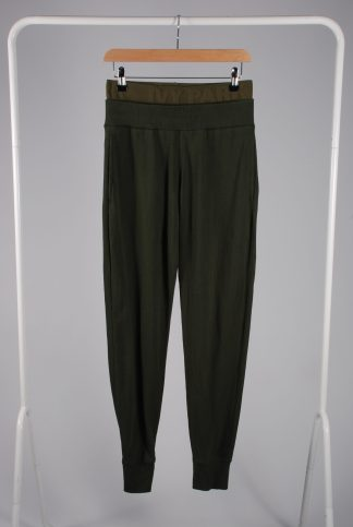 Ivy Park Green Joggers - Size XS - Front
