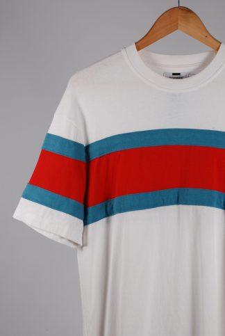 Topman Horizontal Stripe Tee - Size L - Front Detail