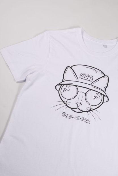 Purr-Aid 2021 T-Shirt - Liam Miaowllagher - Flatlay