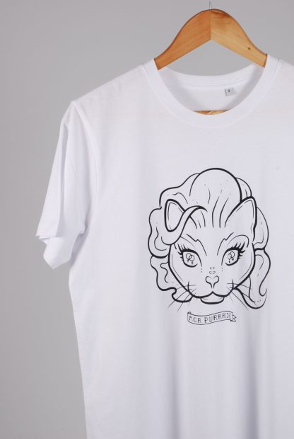 Purr-Aid 2021 T-Shirt - Manchester Pride - Front Detail