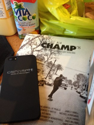 Champ Magazine.